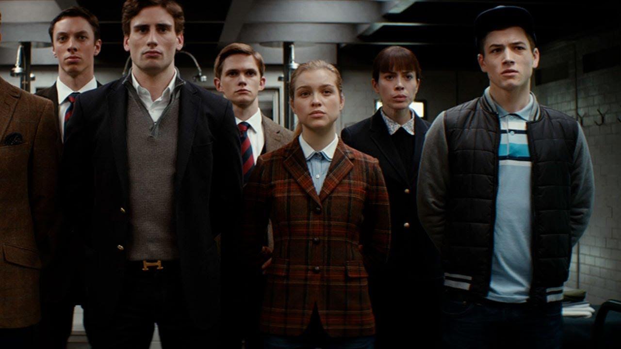 Film In Review Kingsman The Secret Service 2015 Cinematic Crash Course