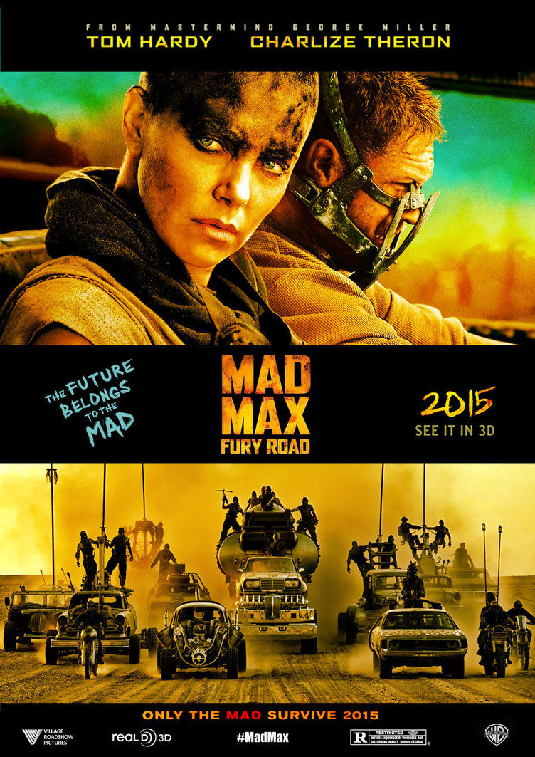 Film In Review Mad Max Fury Road 2015 Cinematic Crash Course